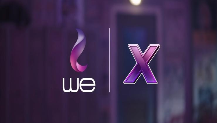 شرح باقه اكس x من وي we مصر 2020