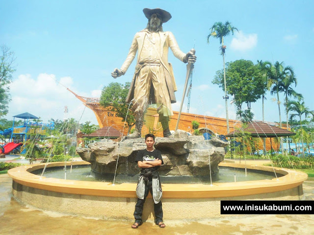 Santasea Waterpark Sukabumi