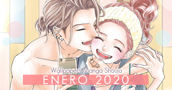 Wallpapers Manga Shoujo: Enero 2020