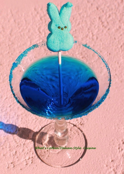Easter Peep Cocktail Recipe
