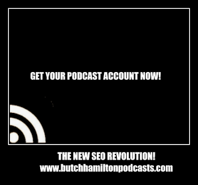 Get Your Podcast Account Now!