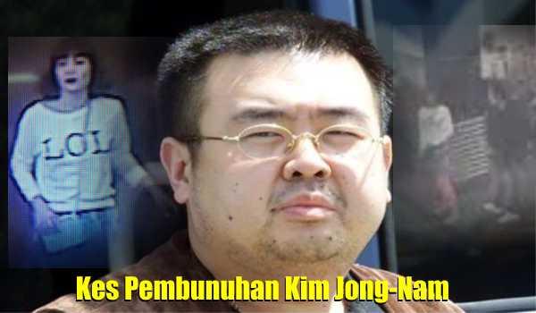 Pembunuhan Kim Jong-Nam: SYABAS PDRM - dunia sedang memerhati