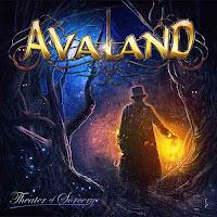 """Ο δίσκος των Avaland """"Theater Of Sorcery"""""""