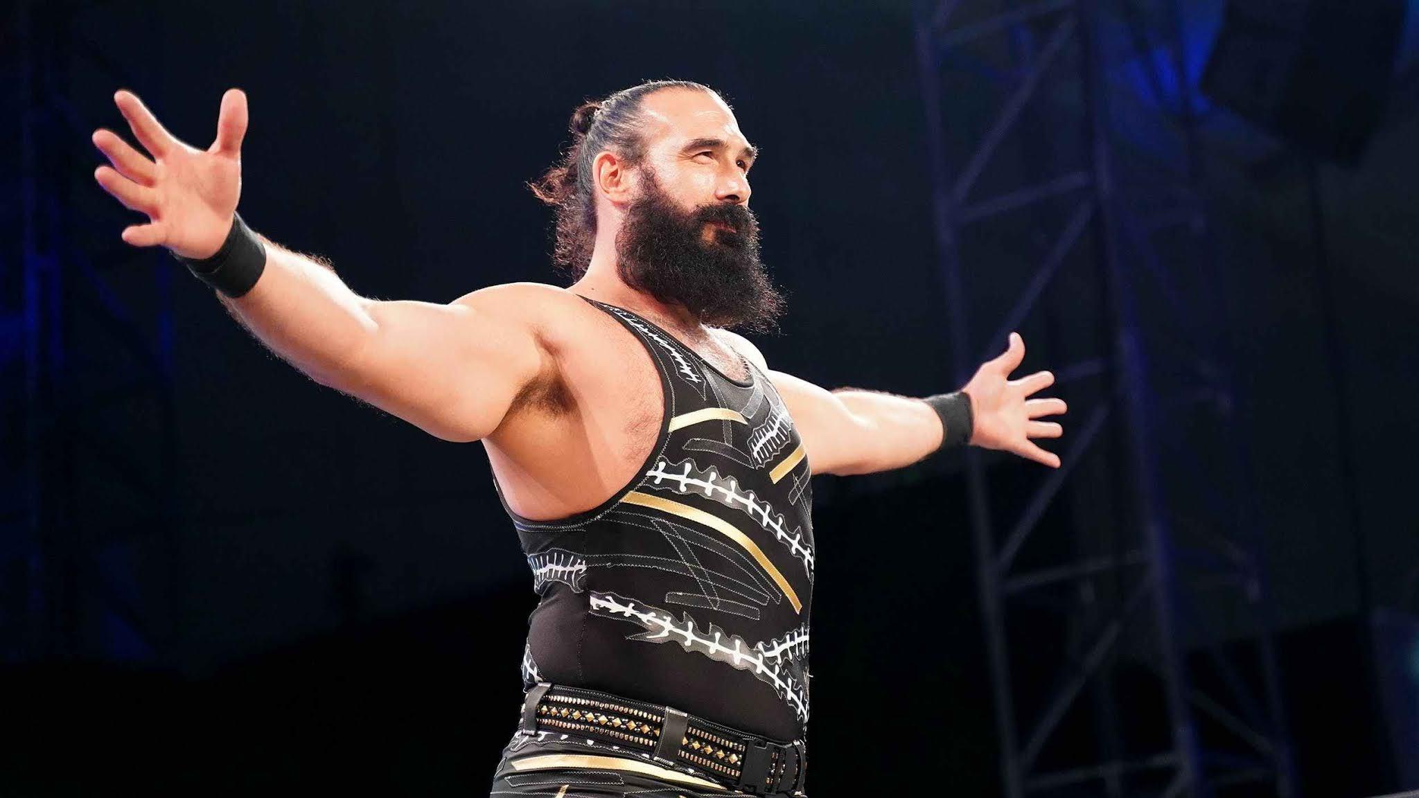 AEW entrega o TNT Championship para Brodie Lee Jr.