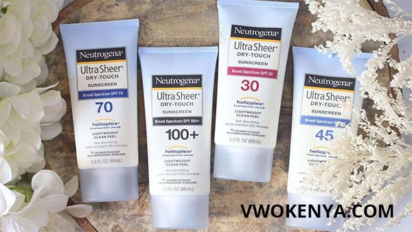 Kem chống nắng của Neutrogena