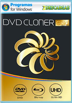 DVD-Cloner Gold 2021 Full (x32 - x64)