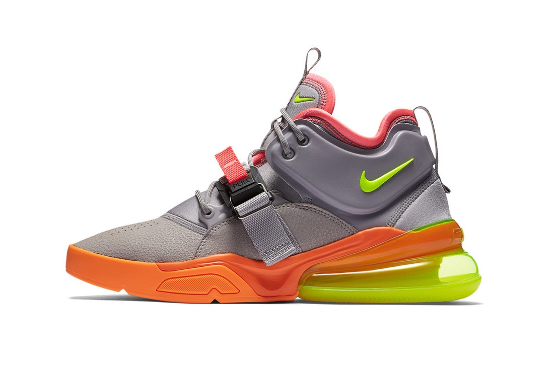 Nike's Air Force 270 Sherbet Sherbet Sherbet Colorway Planet of the Sanquon 3eefb6