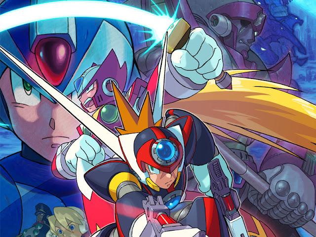 Crítica – Mega Man X7