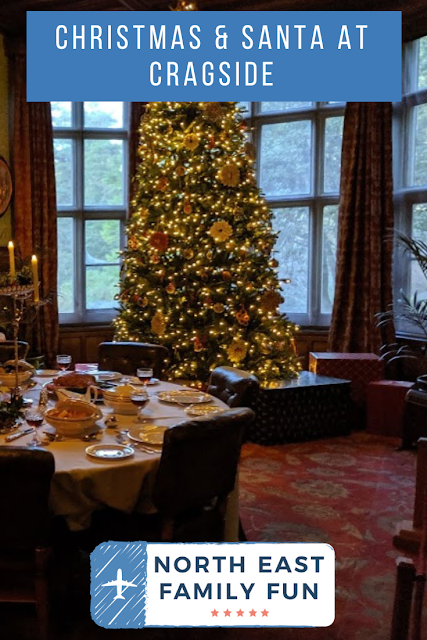 Christmas & Santa at Cragside Review