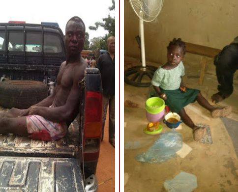 MAN KIDNAPS A LITTLE GIRL IN BENUE STATE – WHAT HE PLANS TO DO WITH HER WILL SHOCK YOU