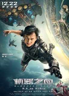 Bleeding Steel (2017) Full Movie Dual Audio Hindi  HDRip 1080p | 720p | 480p | 300Mb | 700Mb | ESUB | {Hindi+English}