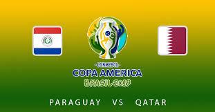 مشاهدة مباراة قطر وباراجواي