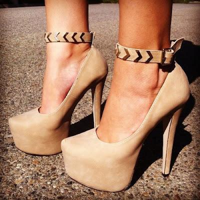 Zapatos de moda juveniles de primavera