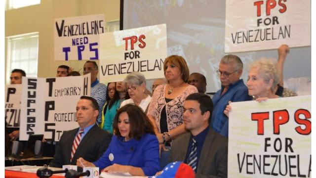 EE.UU: Administración de Trump aseguró que continúa monitoreando TPS para venezolanos y no descarta otra opciones.
