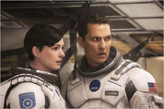 Cinéma : Interstellar de Christopher Nolan par Lisa Giraud Taylor