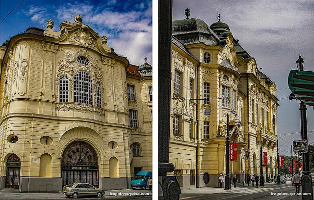 Sala de Concertos Reduta, Bratislava, Eslováquia