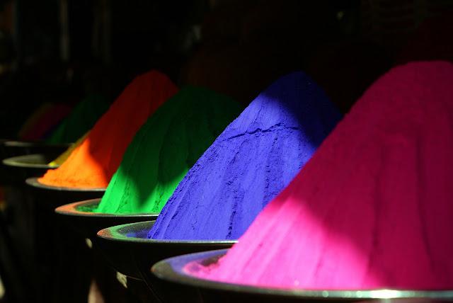 Farbe, A-Z Farbensammlung, Ideen mit Farben, wissen Farben