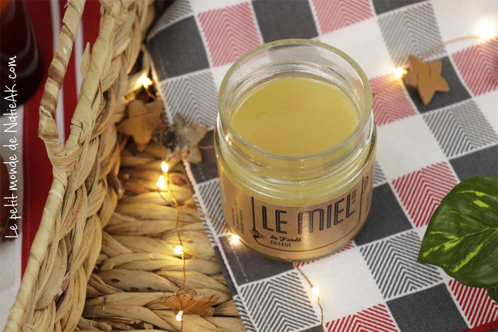 miel de tilleul 100% naturel Alancienne