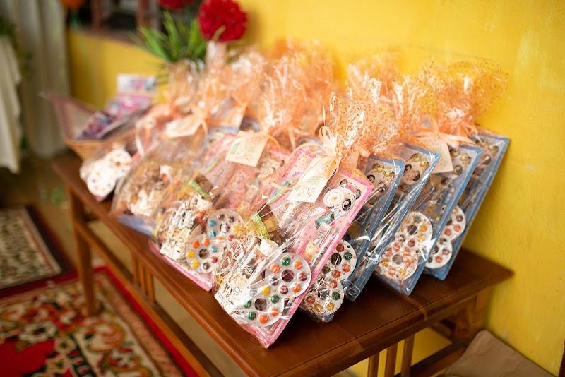 DIY Goodies Kanak-Kanak untuk Majlis Akikah