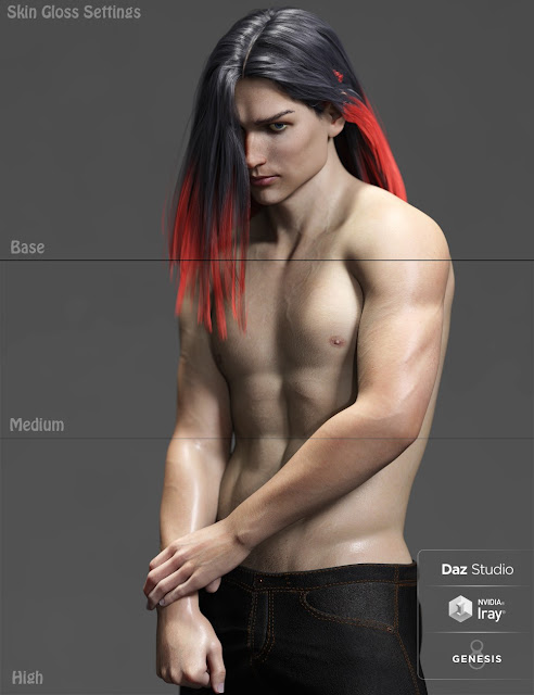 Christian for Genesis 8 Male