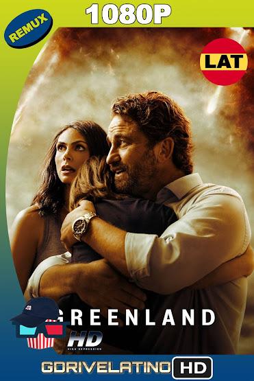 Greenland: El Día del Fin del Mundo (2020) BDRemux 1080p Latino-Ingles MKV