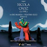 NICOLA CRUZ (LIVE) en Colombia