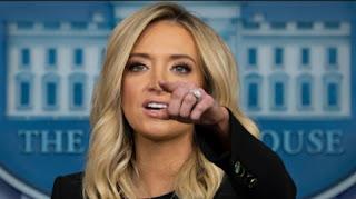 Trump's new press secretary briefs: I will never lie to you