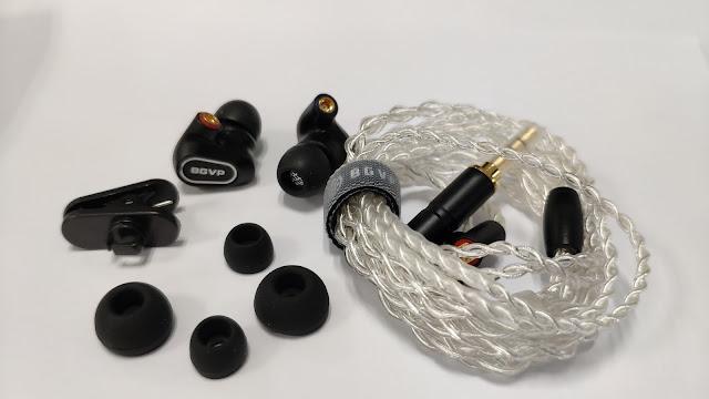 BGVP DN2 入耳式鍍鈹圈鐵耳機, 樸實的外觀, 配戴感優異, 用料滿滿 - 8
