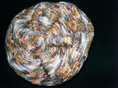 bereta handmade tricotata degrade lana acril