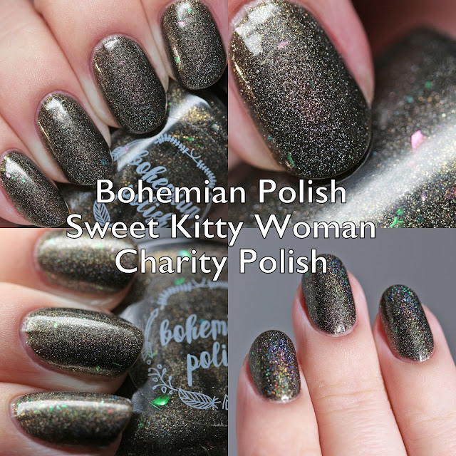 Bohemian Polish Sweet Kitty Woman Charity Polish
