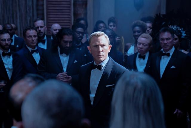 007 - Sem Tempo Para Morrer, o filme da semana