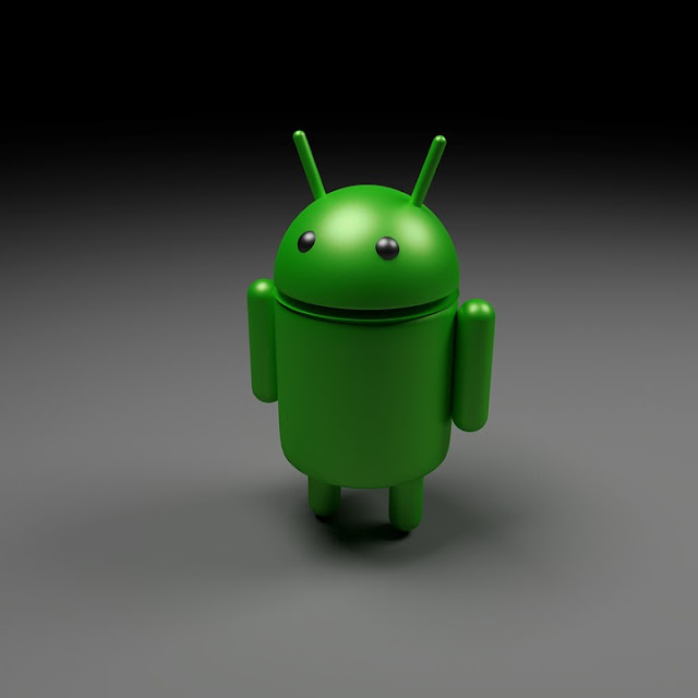 The Android mascot