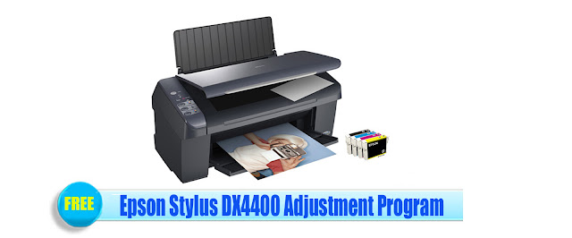 Epson Stylus DX4400 Adjustment Program