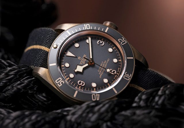 Tudor Black Bay Bronze 79250BA