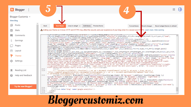 Best way to install a new template on your Blogger website