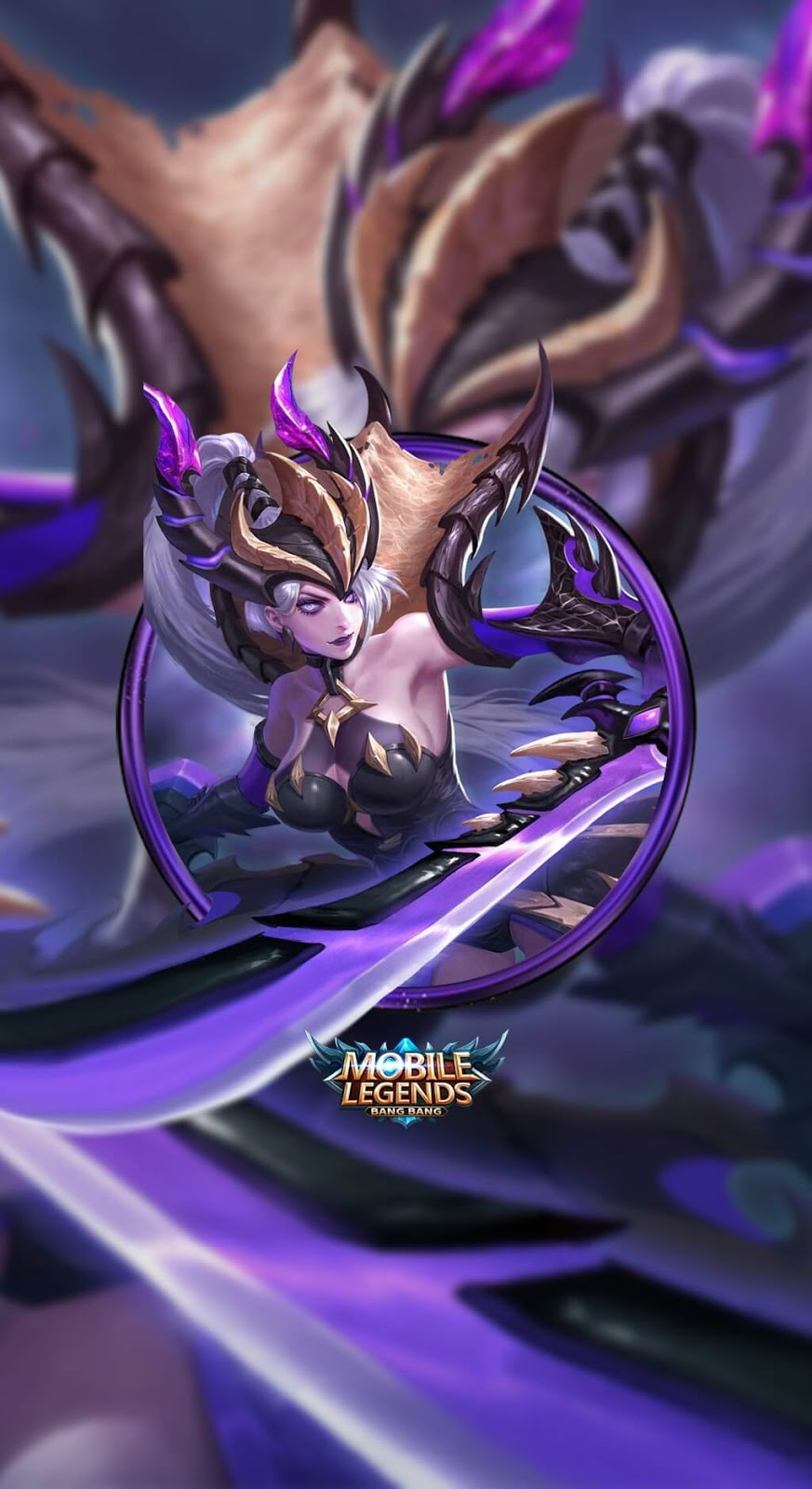 Wallpaper Freya Dragon Hunter Full HD for Android and iOS