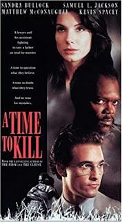 A Time to Kill was a John Grisham movie starring Matthew McConaughey