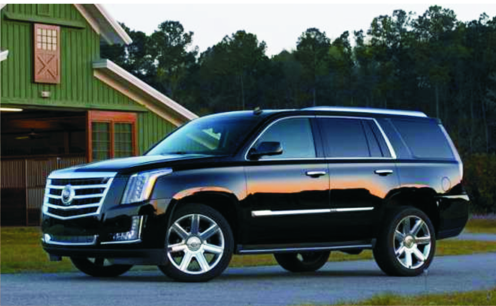 The New Cadillac Escalade Is Definitely Going To Come Packed With A Better Engine It Expected Have 6 2 Liter V8 420 Hp And Torque Of 440