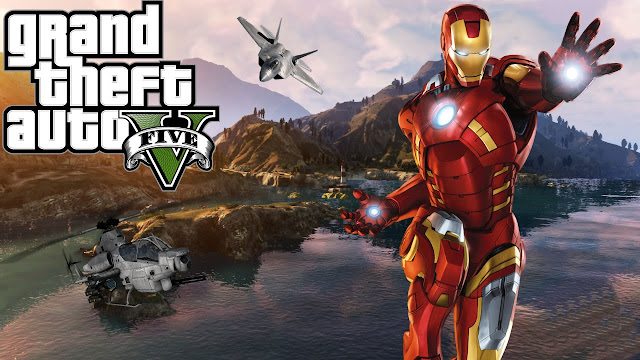 My Friends Told Me About You / Guide iron man mod gta san