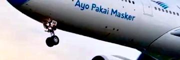 Jadwal Pesawat Garuda Rute Internasional per Desember 2020