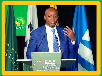 باتريس موتسيبي رئيسا للاتحاد الأفريقى لكرة القدم حتى 2024