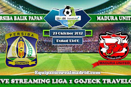 Live Streaming Persiba vs Madura United 29 Oktober 2017
