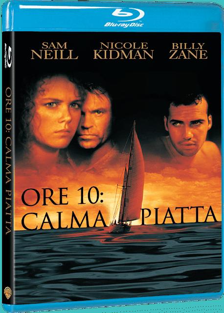 Ore 10: Calma Piatta Blu-Ray