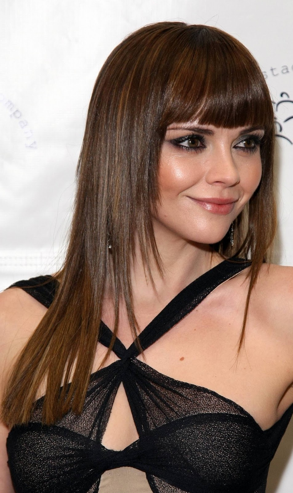 Miraculous Medium Haircuts With Bangs Fringe Hairstyles 2013 Chic And Short Hairstyles Gunalazisus