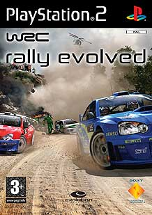 WRC%2BRally%2BEvolved - WRC Rally Evolved | Ps2