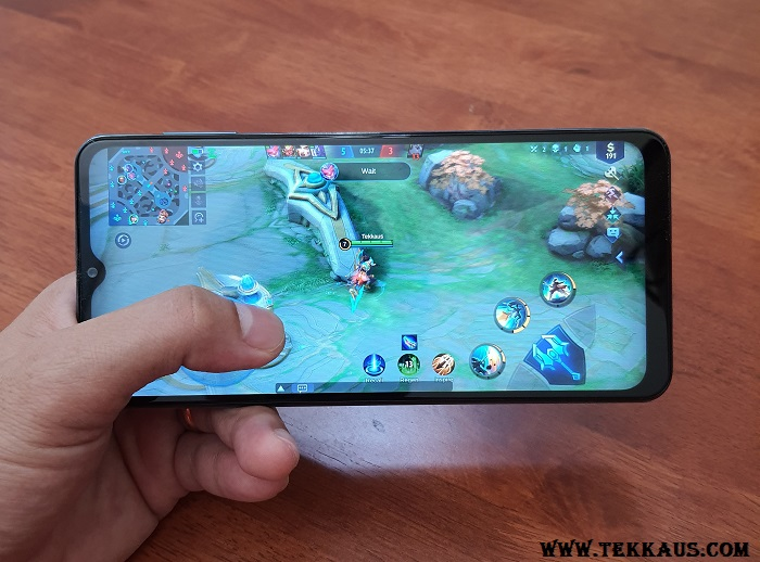 Samsung Galaxy A32 5G Gaming Review Performance Mobile Legends