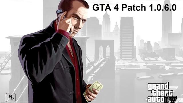 GTA 4 الباتس الرسمي السادس للإصدار 1.0.6.0 جميع التعديلات مع التحميل