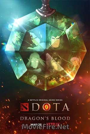 Dota: Dragon's Blood Season 1 (2021)