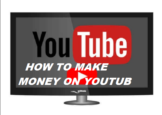 how to make money on youtub