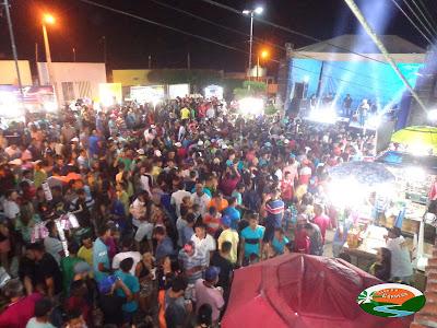 A maior festa social de São Mateus